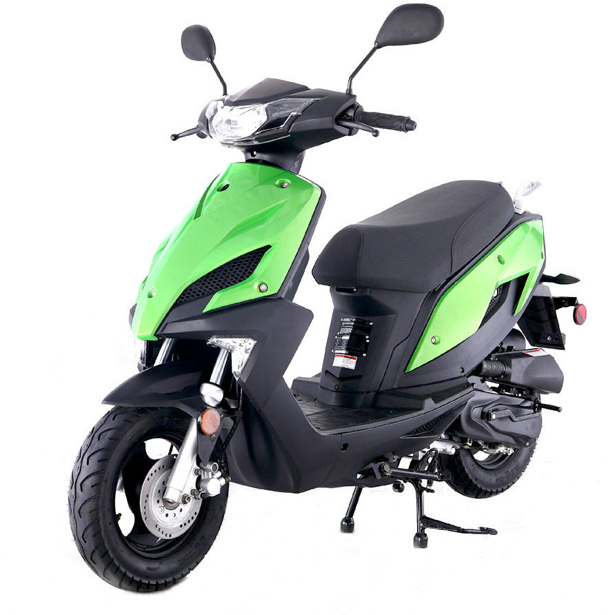 TAOTAO New Speed 50 Scooter 49cc Green