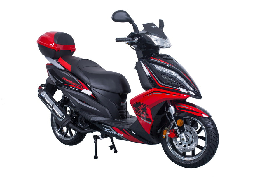 TAOTAO Phoenix 150 Moped Scooter (Quantum 150 (Titan150) CA Legal Version)