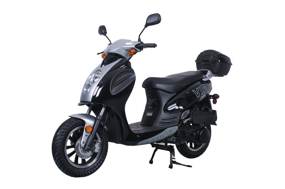 TAOTAO Pilot 150 Moped Scooter (Powermax 150 CA Legal Version)