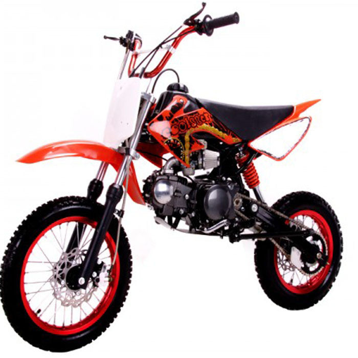 Coolster QG214 Dirt Bike 110cc