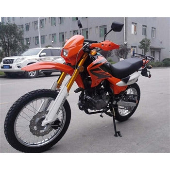 Roketa 08 250cc Dirt Bike Orange
