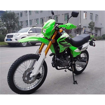 Roketa 08 250cc Dirt Bike Green