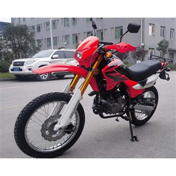 Roketa 08 250cc Dirt Bike Red