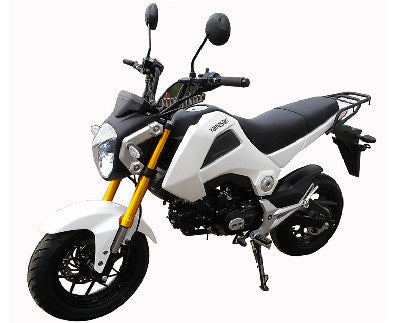 Roketa 156 Scooter 50cc White