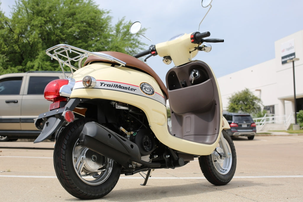 TrailMaster Milano 50 Scooter