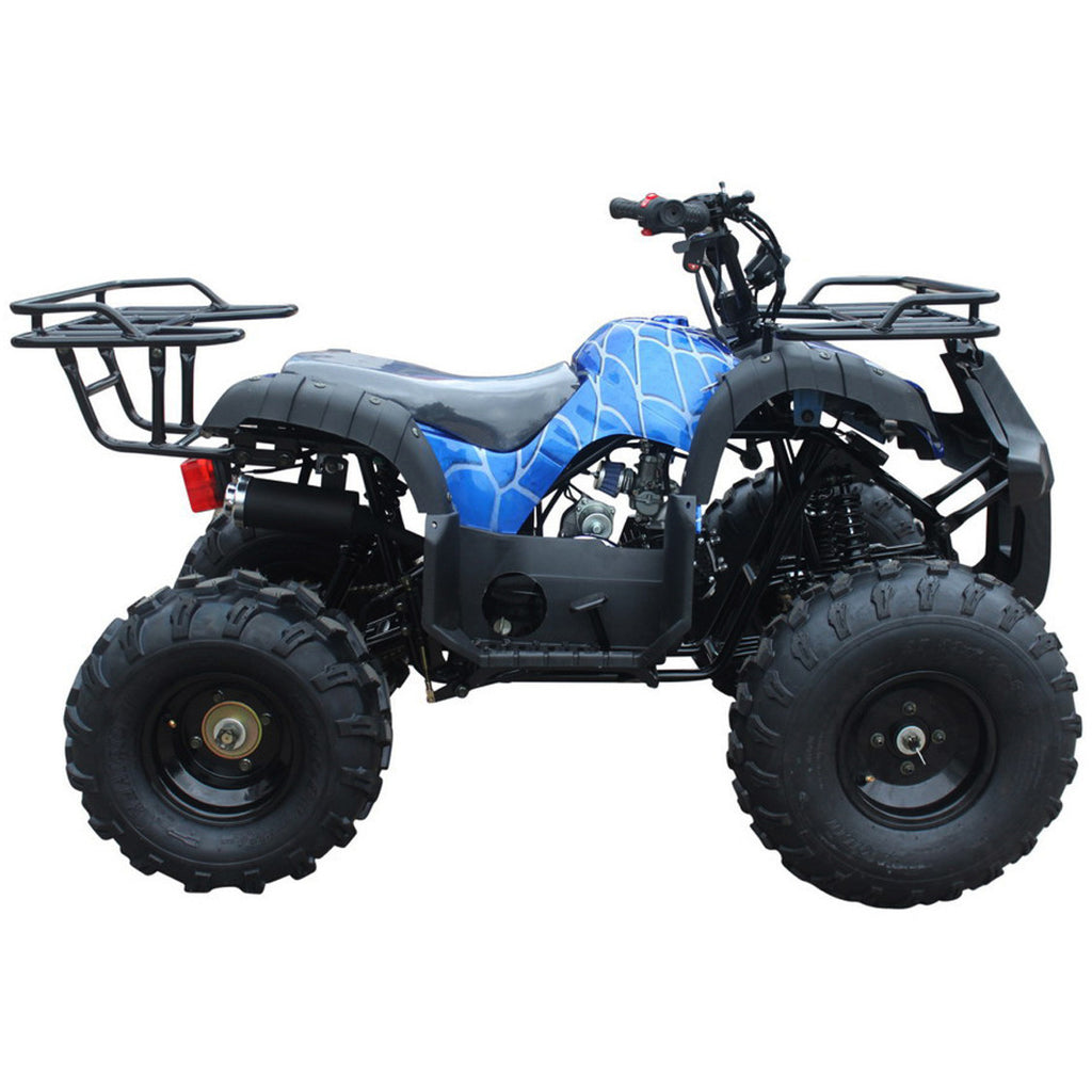TAOTAO TForce ATV Youth Blue Spider