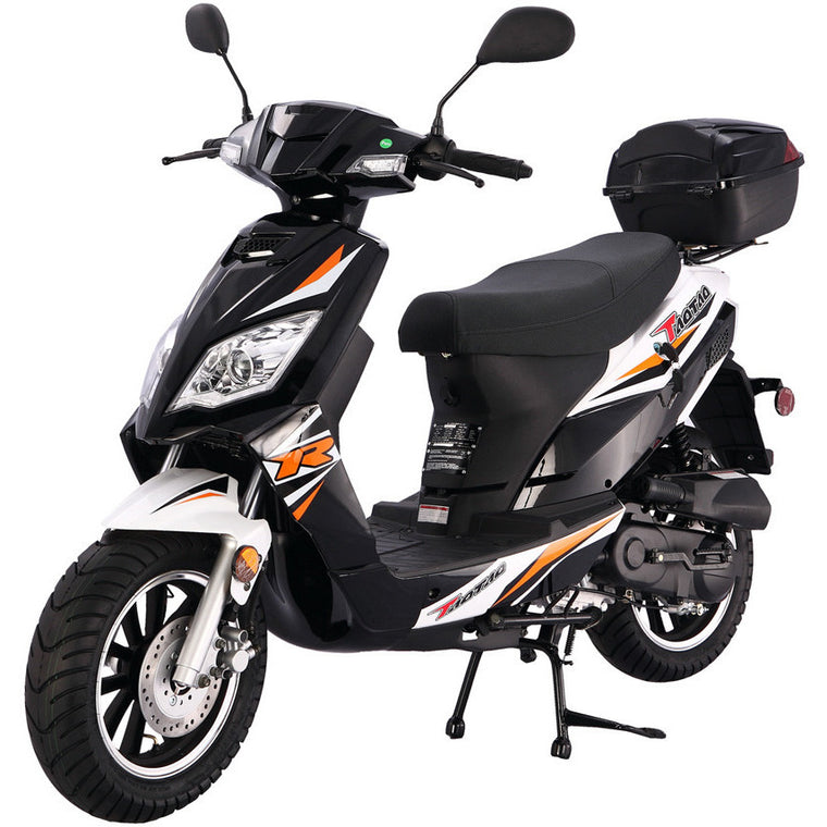 TAOTAO Thunder 50 Scooter Black