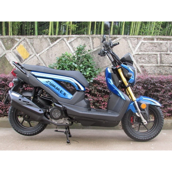 TAOTAO Zummer 50 Scooter Blue