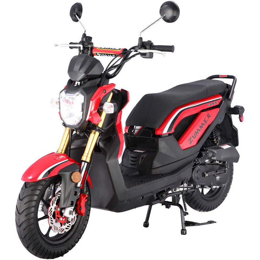 TAOTAO Zummer 50 Scooter Red