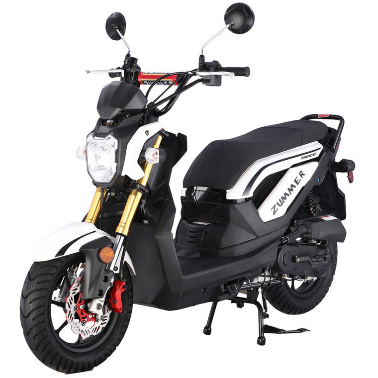 TAOTAO Zummer 50 Scooter Black