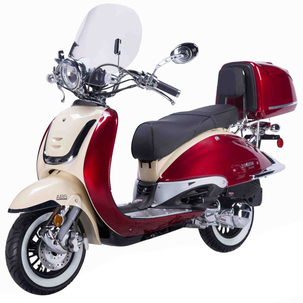 ZNEN 50 Scooter Type QT-G