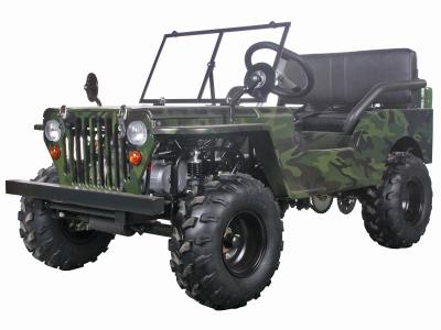 Ice Bear Thunderbird 125cc Jeep