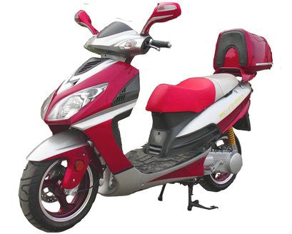 Vitacci Eagle Scooter 150cc Red