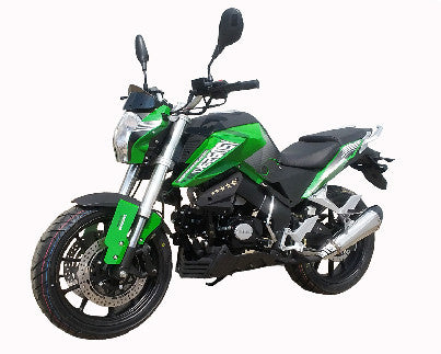 Roketa 160 Scooter 50cc Green