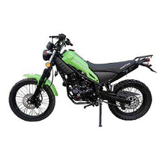 RPS Enduro Magician 250cc Dirt Bike Green