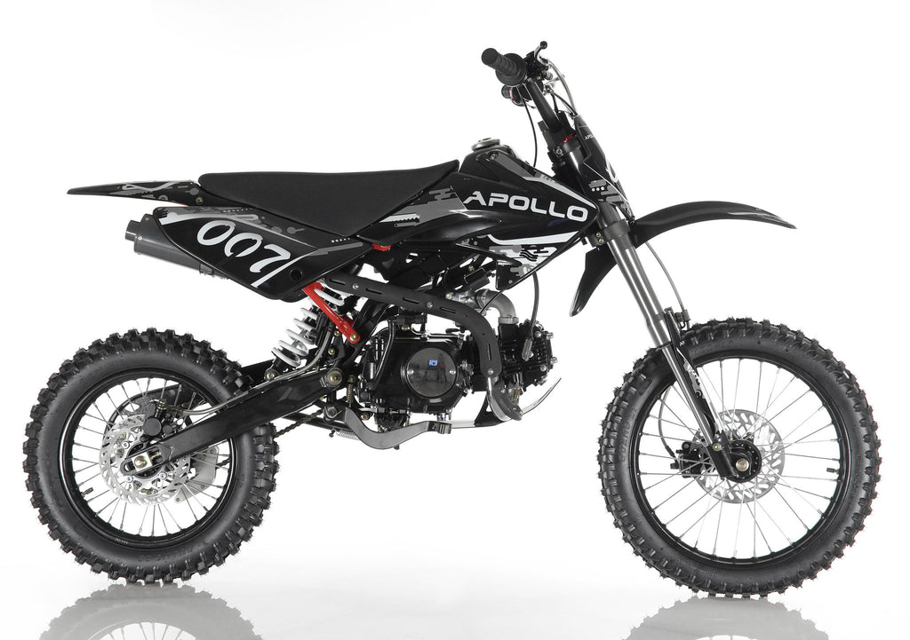 Apollo 007 125cc Dirt Bike