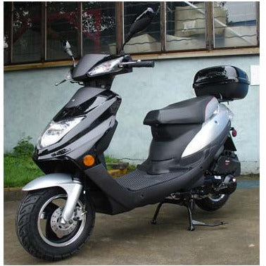 Roketa 123 150cc Scooter Black