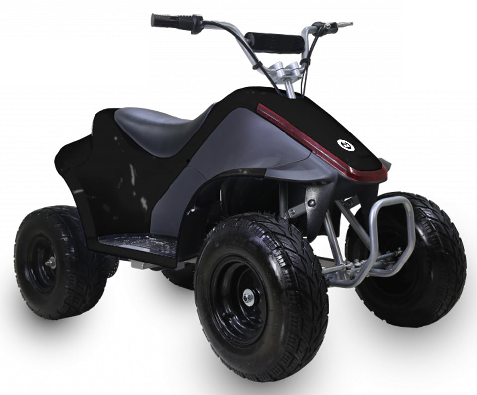 TaoTao Rover Electric Kids ATV Black