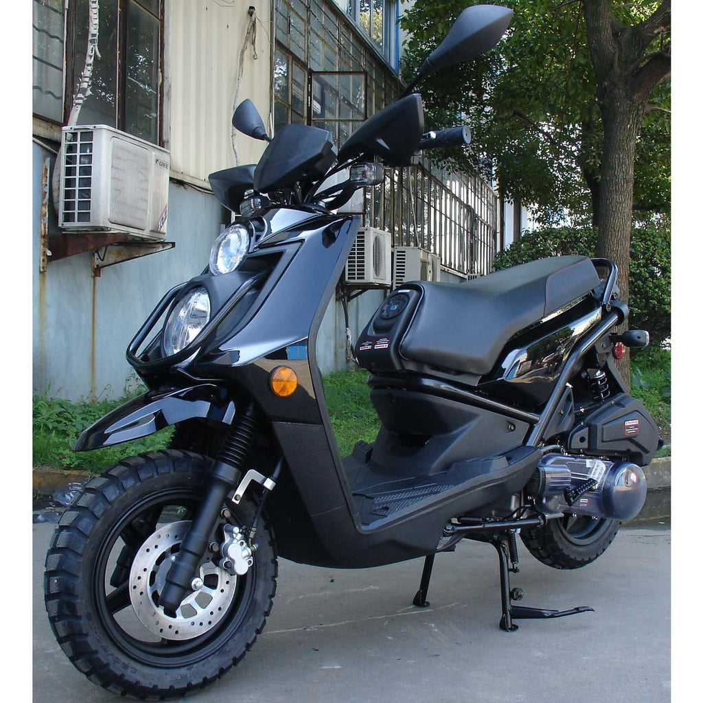 Roketa 119 150cc Scooter Black