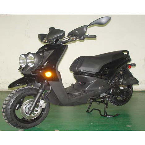 Roketa 31 50cc Scooter Black