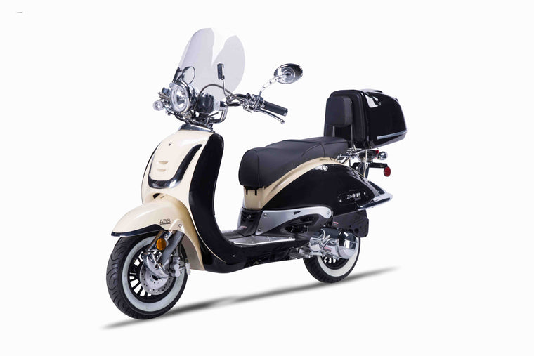 Amigo 150 Scooter iL BELLO 2 Tone