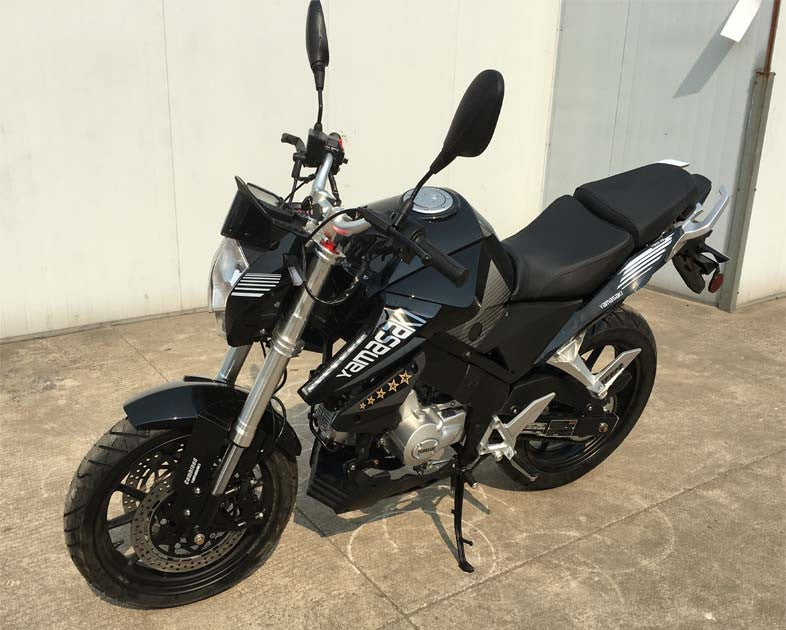 Roketa 160 Scooter 50cc Black