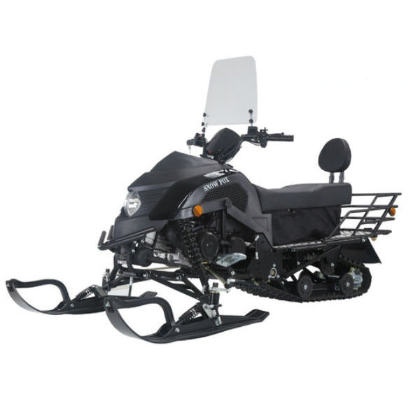 TAOTAO Snow Fox 200 Snowmobile Black