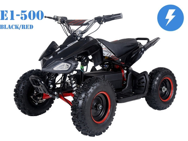 TAOTAO E1-500 Electric ATV Black