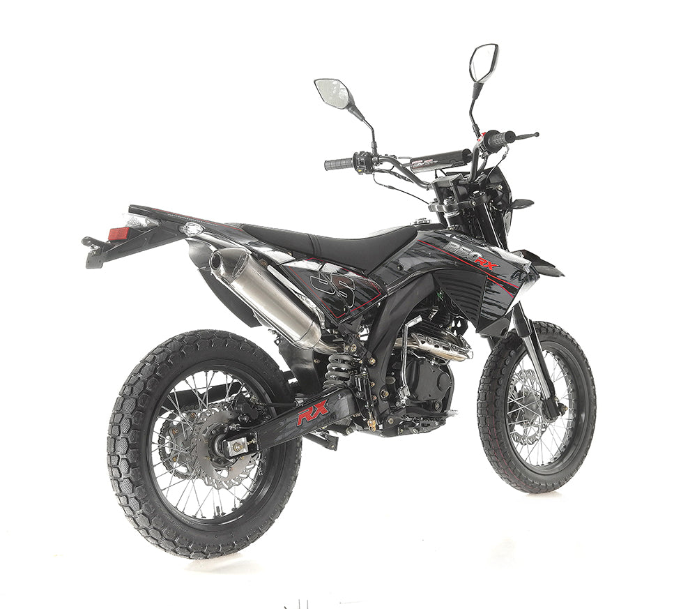 Apollo 36 Deluxe DOT 250 Dirt Bike