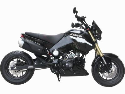 Ice Bear Fuerza 125cc Motorcycle