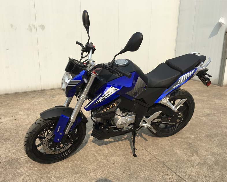 Roketa 160 Scooter 50cc Blue