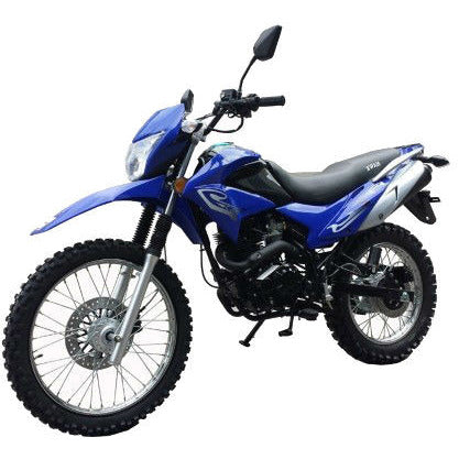 Roketa 08 250cc Dirt Bike Blue