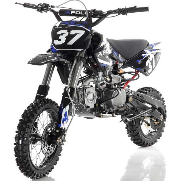 Apollo 37 Dirt Bike 125cc