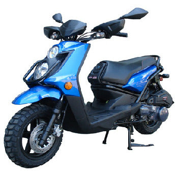 Roketa 119 150cc Scooter Blue