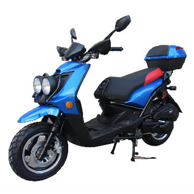Roketa 31A 150cc Scooter Blue