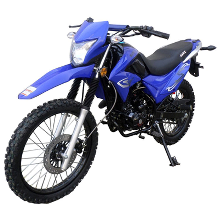 RPS Hawk 250cc Dirt Bike Blue
