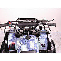 Coolster 3050D ATV 110cc Blue