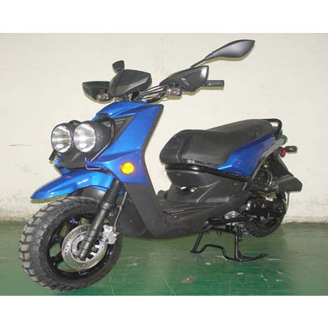 Roketa 31 50cc Scooter Blue