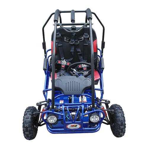 TrailMaster Mini XRX-R Go Kart Blue