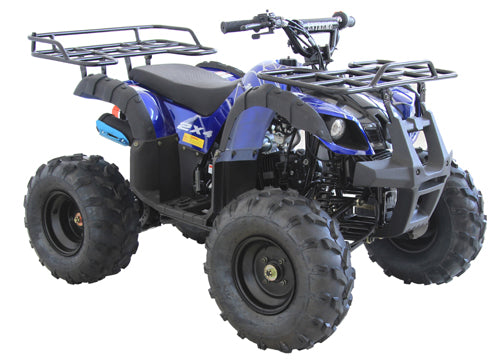 Cougar Cycle Rider-9 125cc ATV