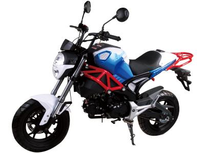 Ice Bear Little Monster 125cc Motorcycle
