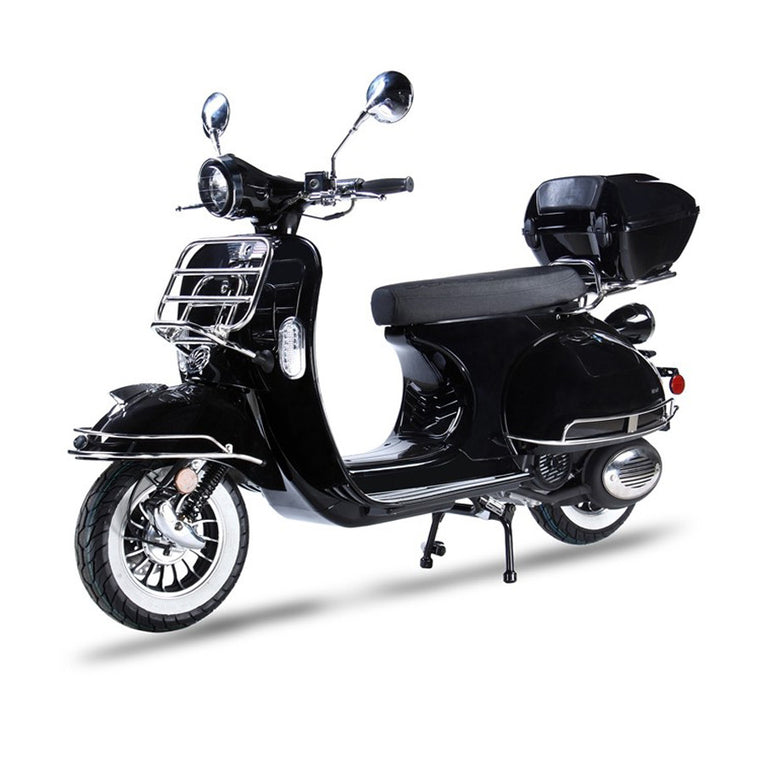 BMS Chelsea Scooter 150cc Black