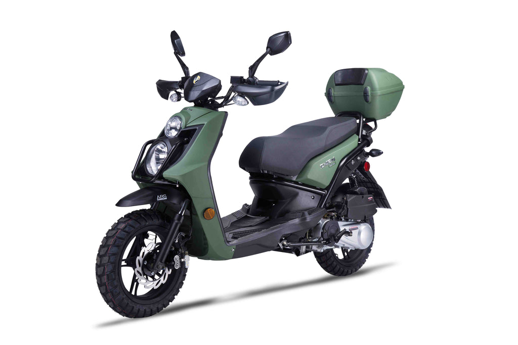 Amigo 150 Scooter Jax