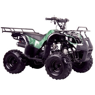 Coolster 3050D ATV 110cc Green