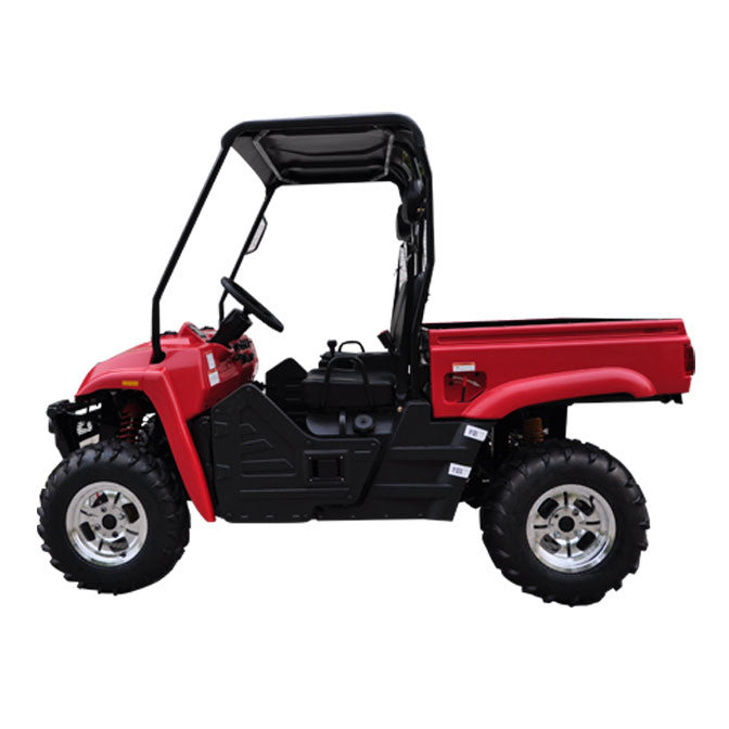 TrailMaster Taurus 400 Utility Vehicle Red