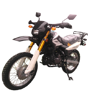 Roketa 08 250cc Dirt Bike Black