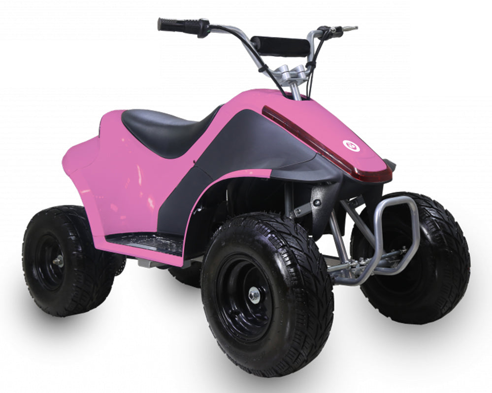 TaoTao Rover Electric Kids ATV Pink