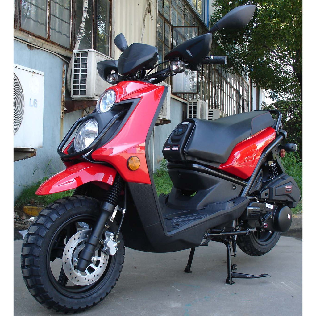 Roketa 119 150cc Scooter Red