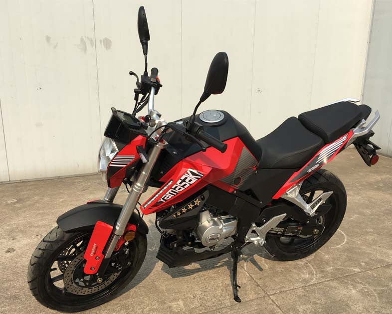 Roketa 160 Scooter 50cc Red