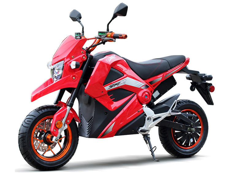 Dongfang STT Motorcycle 2000E